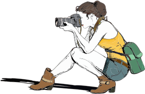 png free Girls clipart photographer. Female small image png