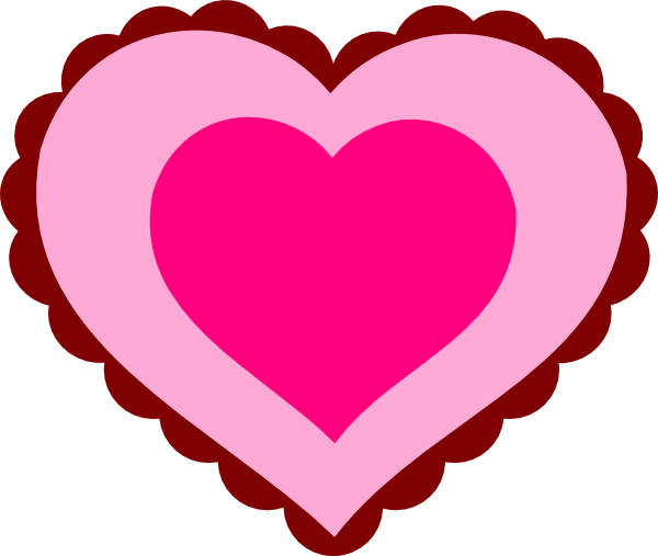 clipart royalty free stock Free png download clip. Girly clipart heart