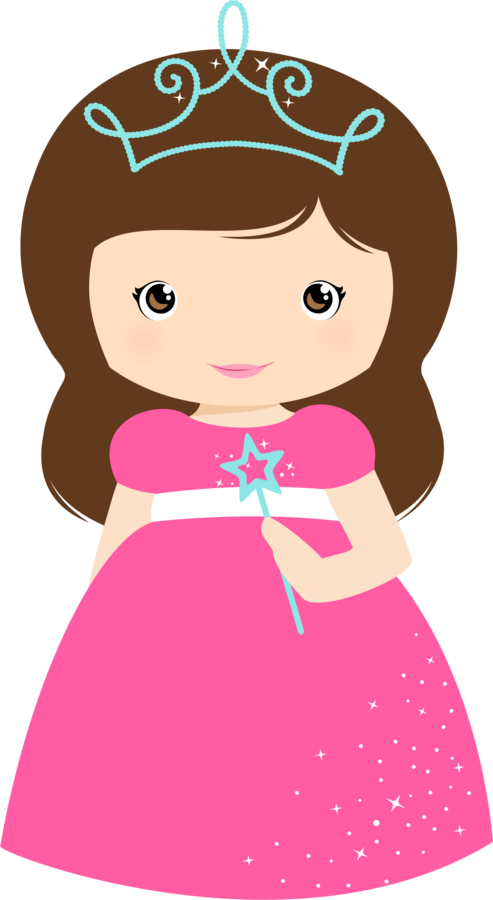 graphic free Pin by lourdes diaz. Girly clipart princess.
