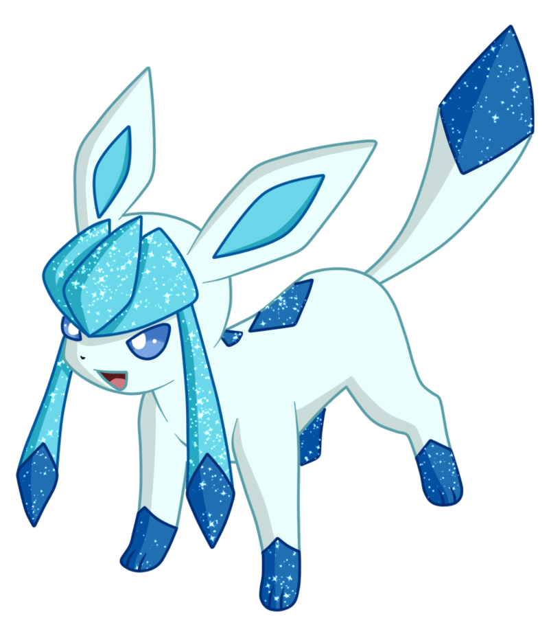freeuse stock Shiny Glaceon