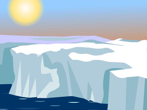 clip art transparent stock Free glaciers cliparts download. Polar clipart glacier