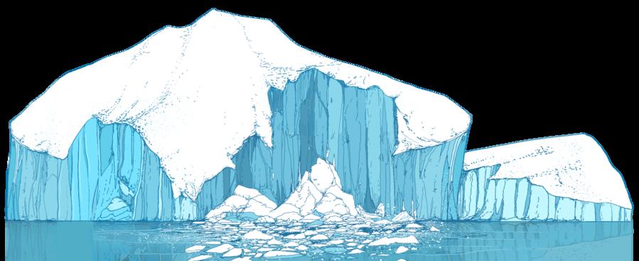 picture stock Polar clipart glacier. Ice cap transparent free
