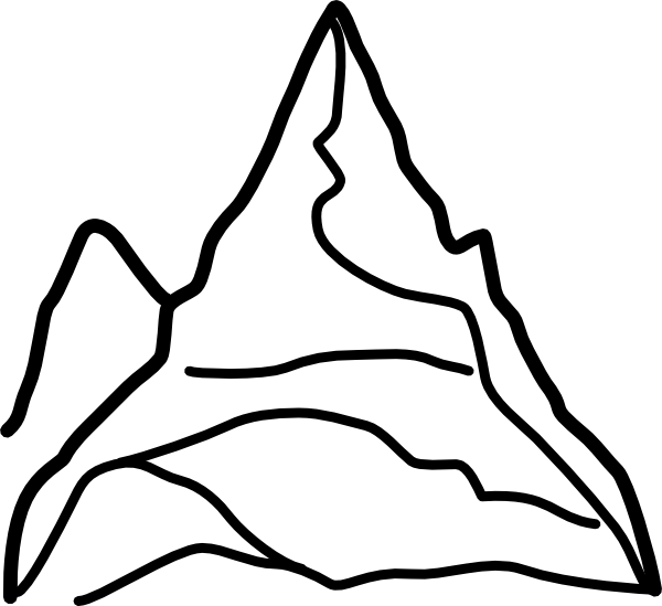 image download Mountains Clipart high mountain