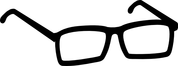 image freeuse library Glasses clipart. Reading