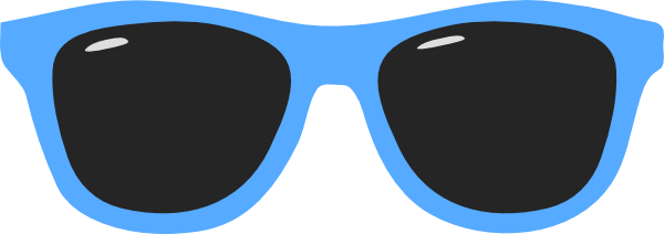 svg library download Blue sunglass png pesquisa. Goggles clipart beach