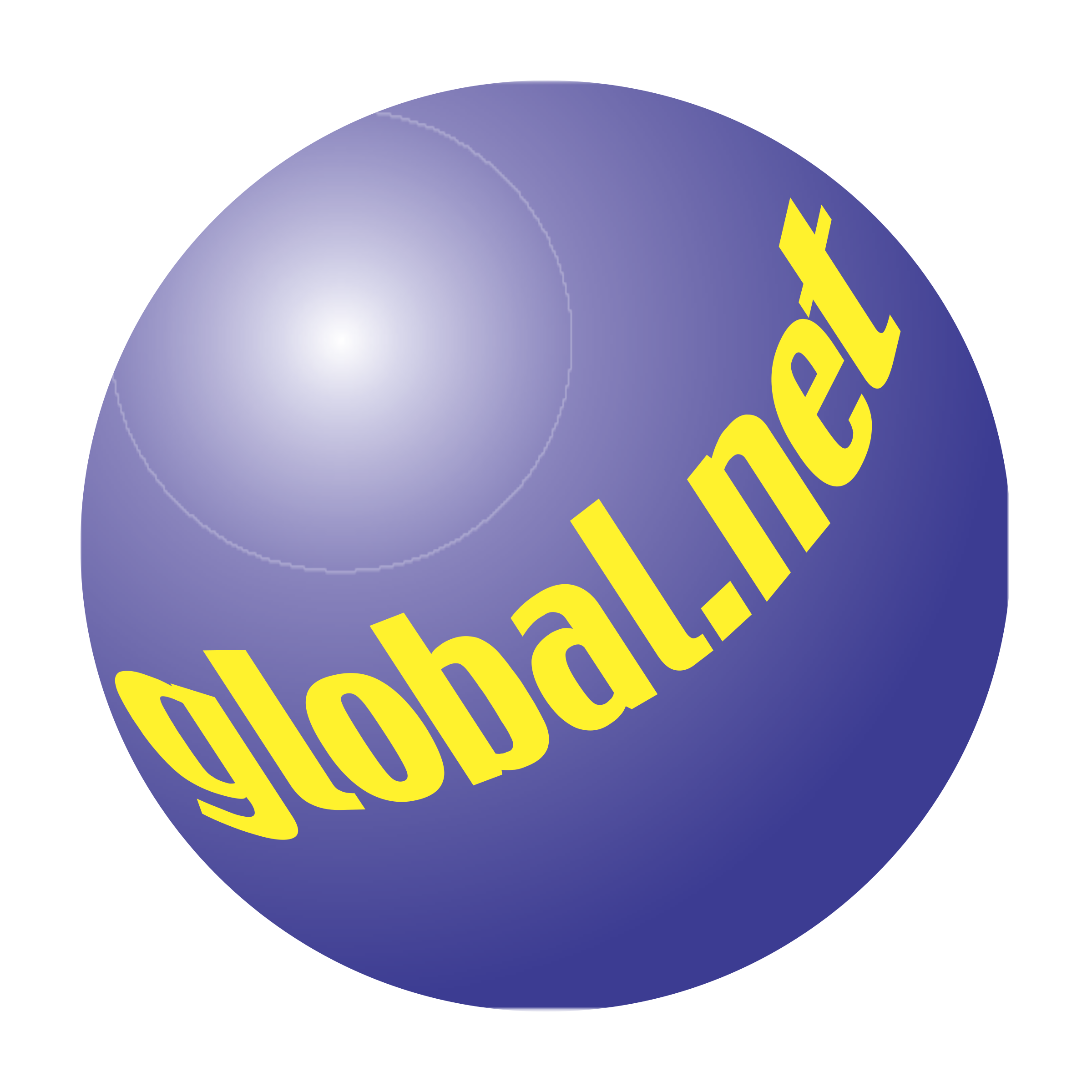clipart black and white global net Logo PNG Transparent