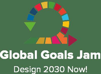 jpg black and white Global Goals Jam