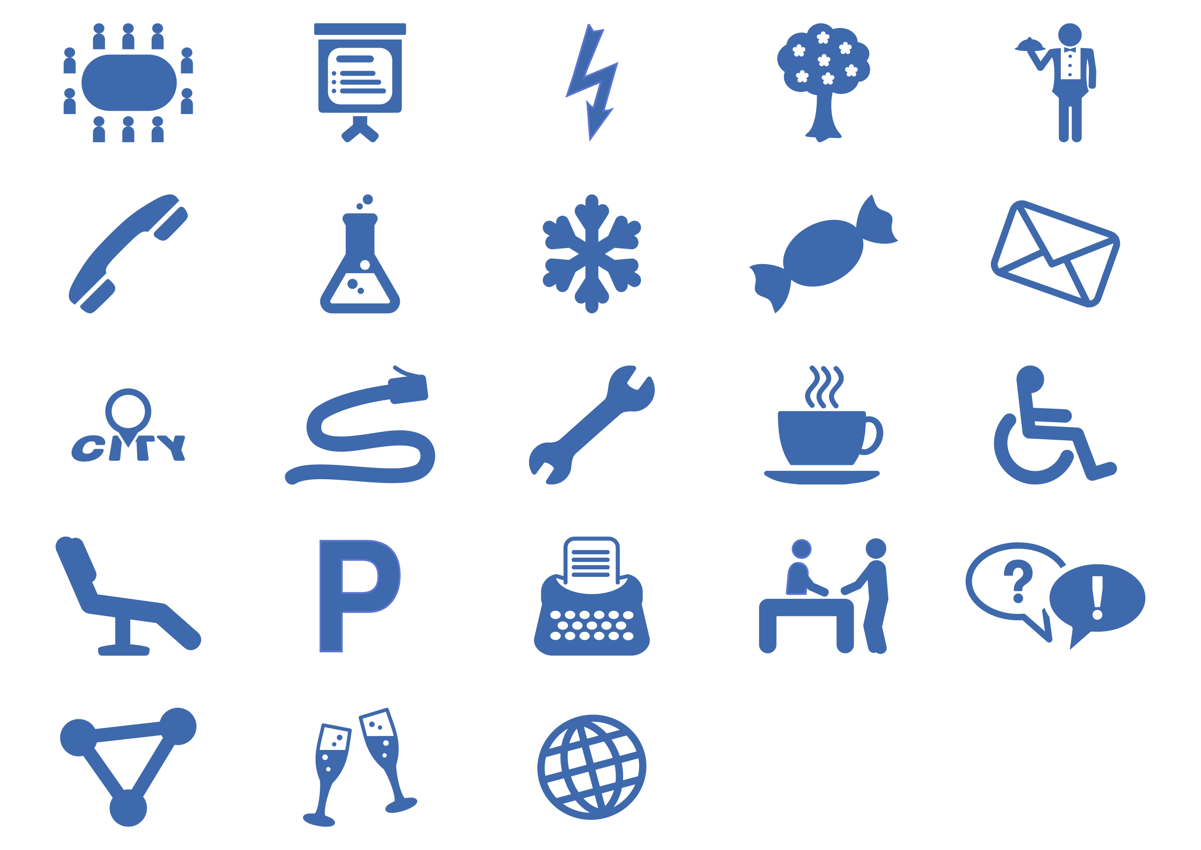 picture free stock Office Services Icon Set Icons PNG