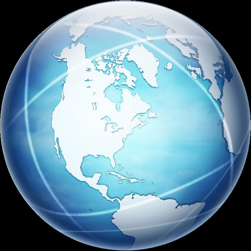 royalty free download transparent world globe #107012009