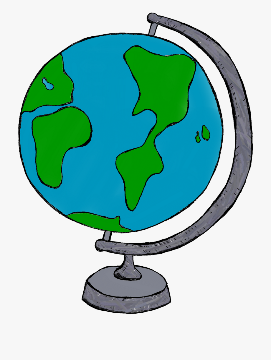 royalty free download Globe clipart. Of world and network