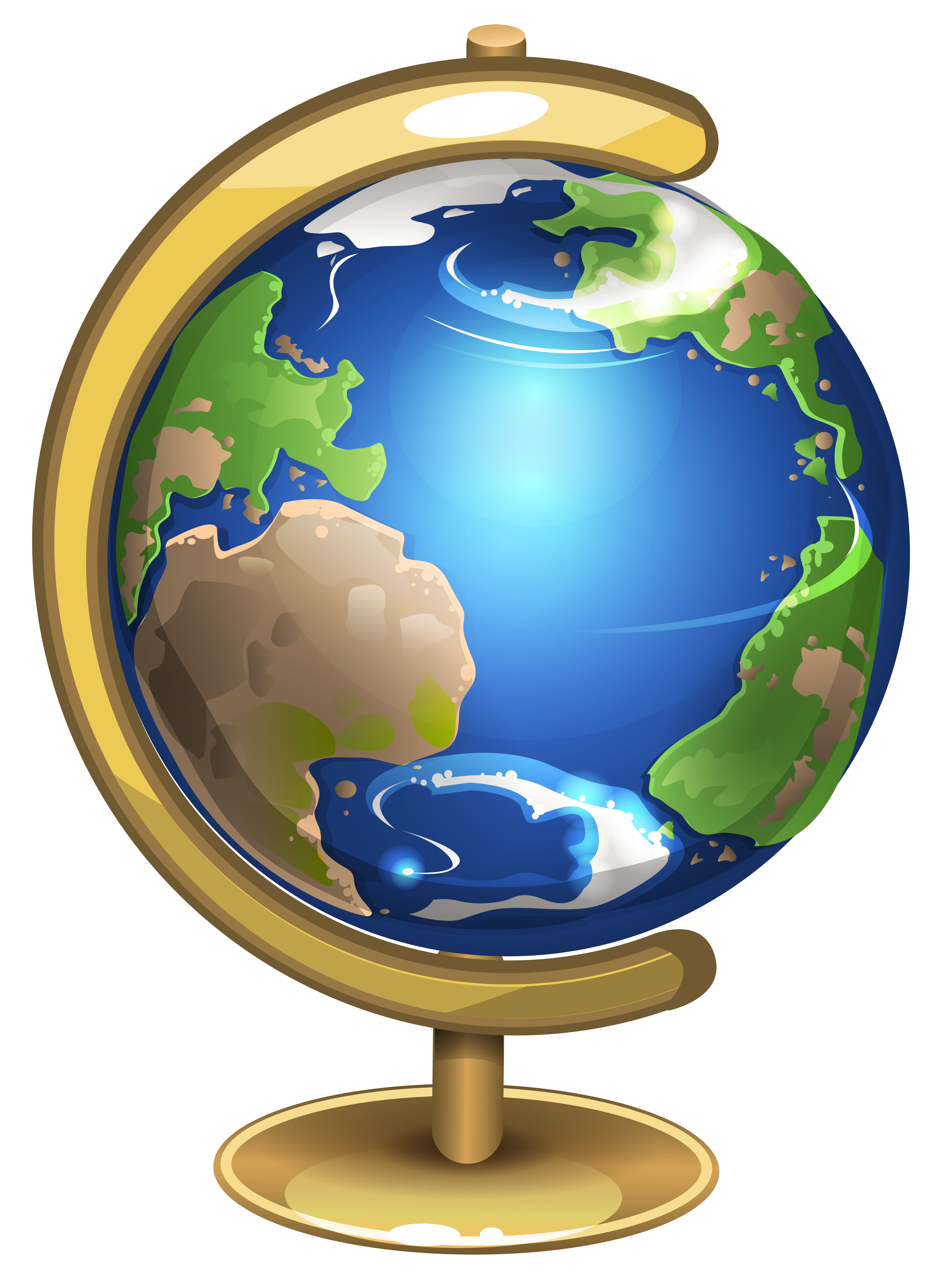 picture royalty free library Globe clipart. School png picture gallery