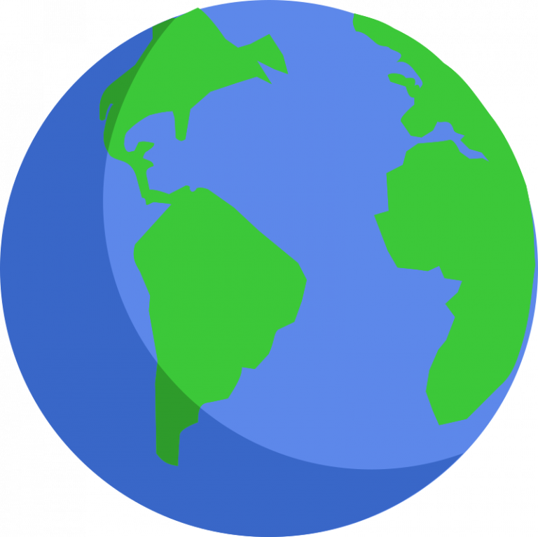 png free Globe clipart. Free of the world