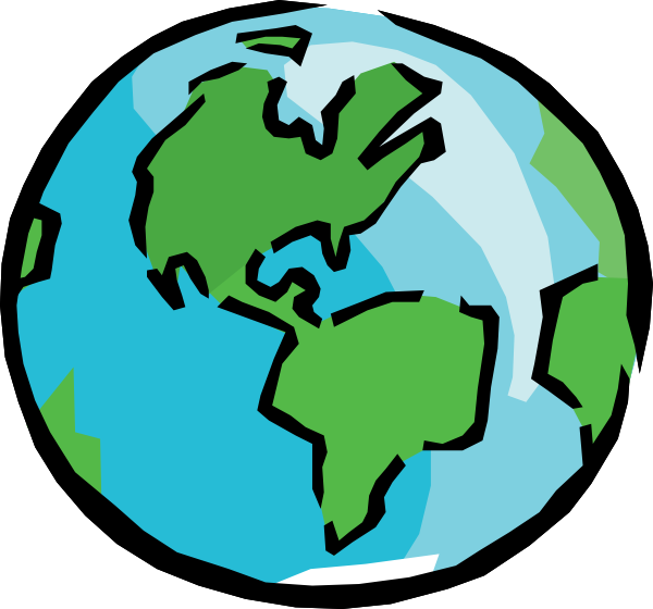 clip freeuse library Globe Clipart