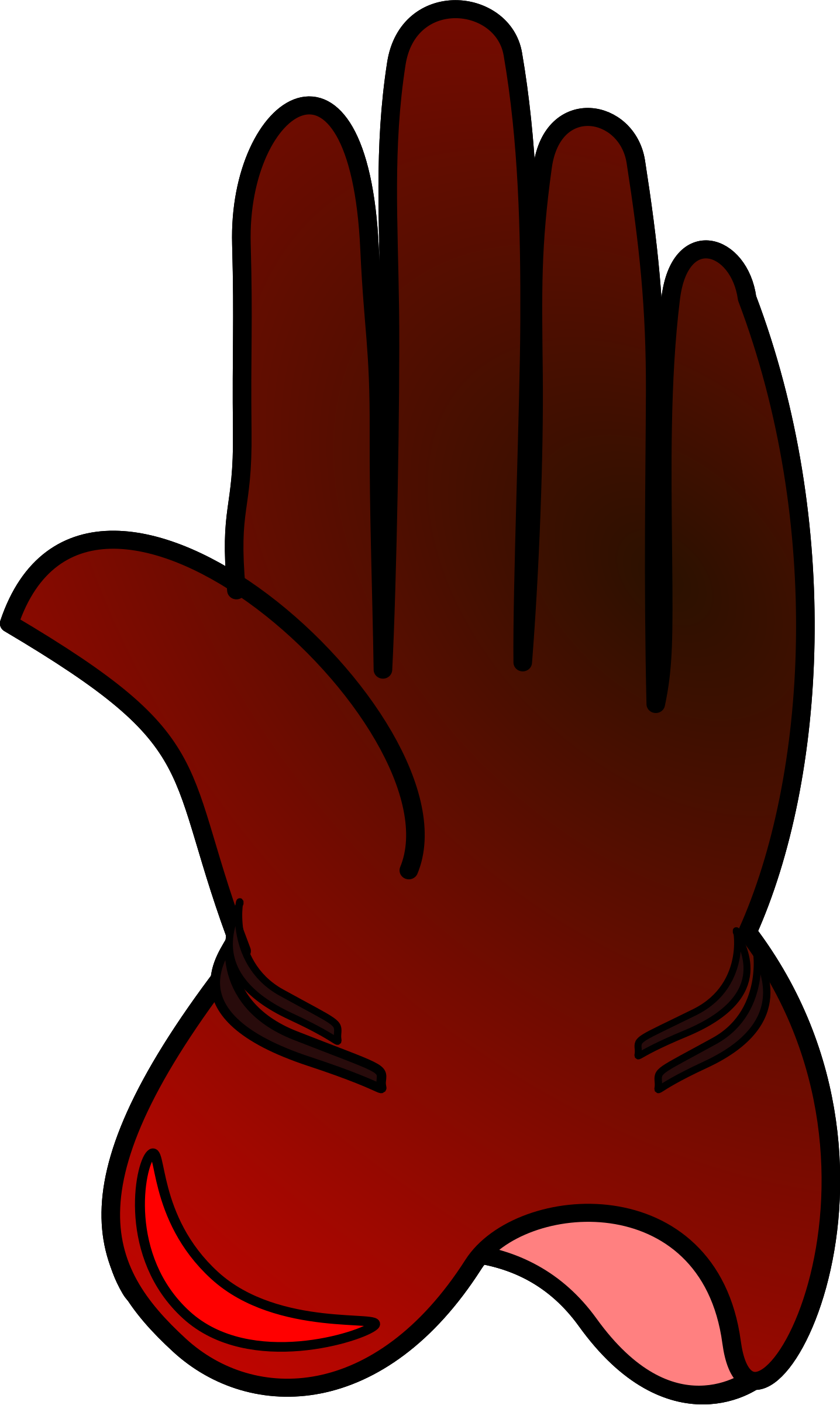 png library library Big image png. Glove clipart.