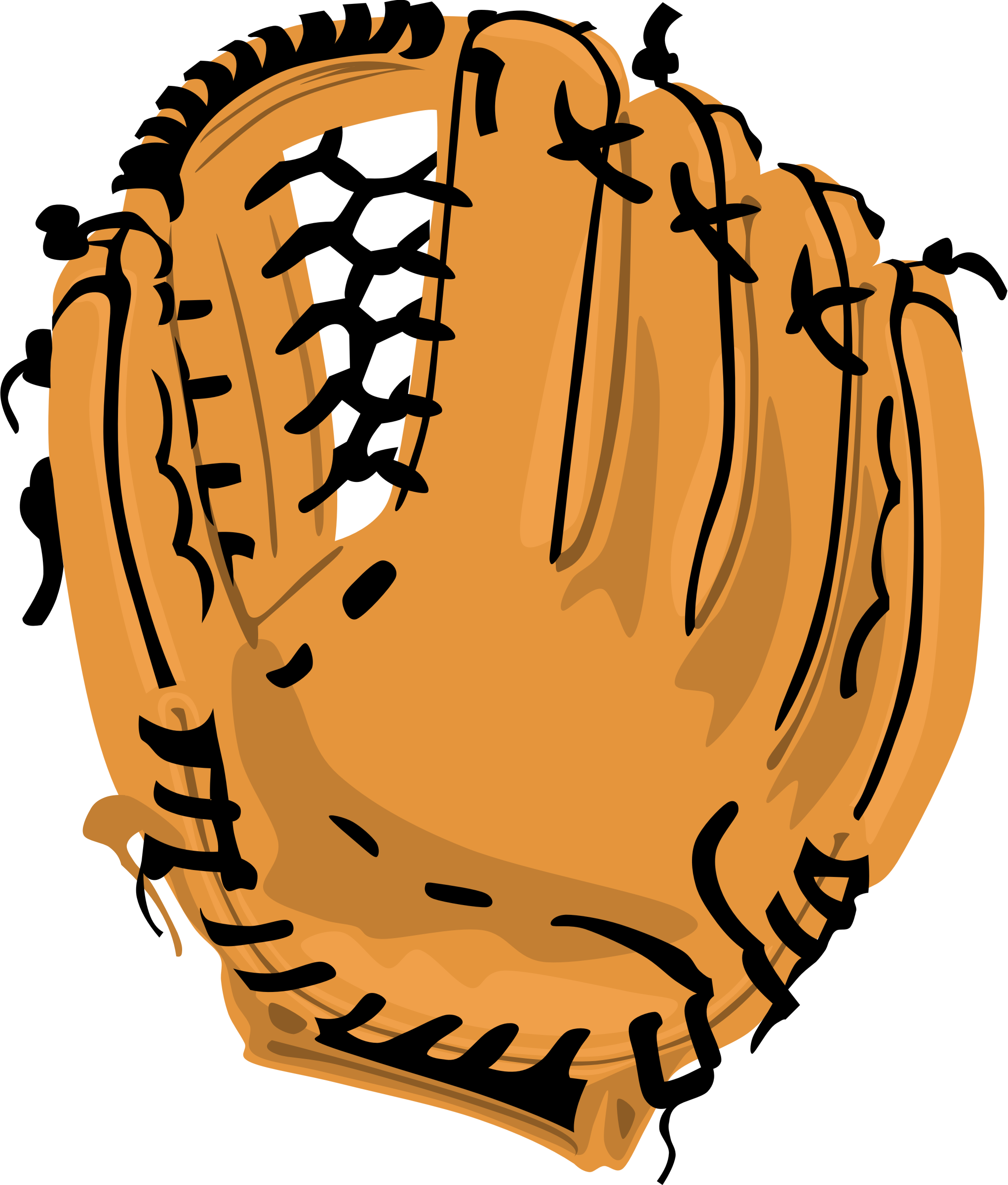 png library library Glove clipart. Baseball.