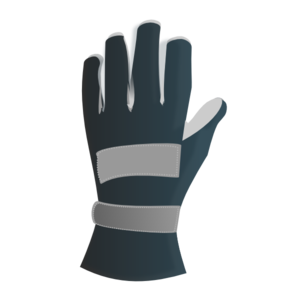 banner freeuse Racing gloves clip art. Glove clipart