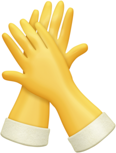 clipart royalty free download Glove clipart article clothing. A perfect mess pinterest