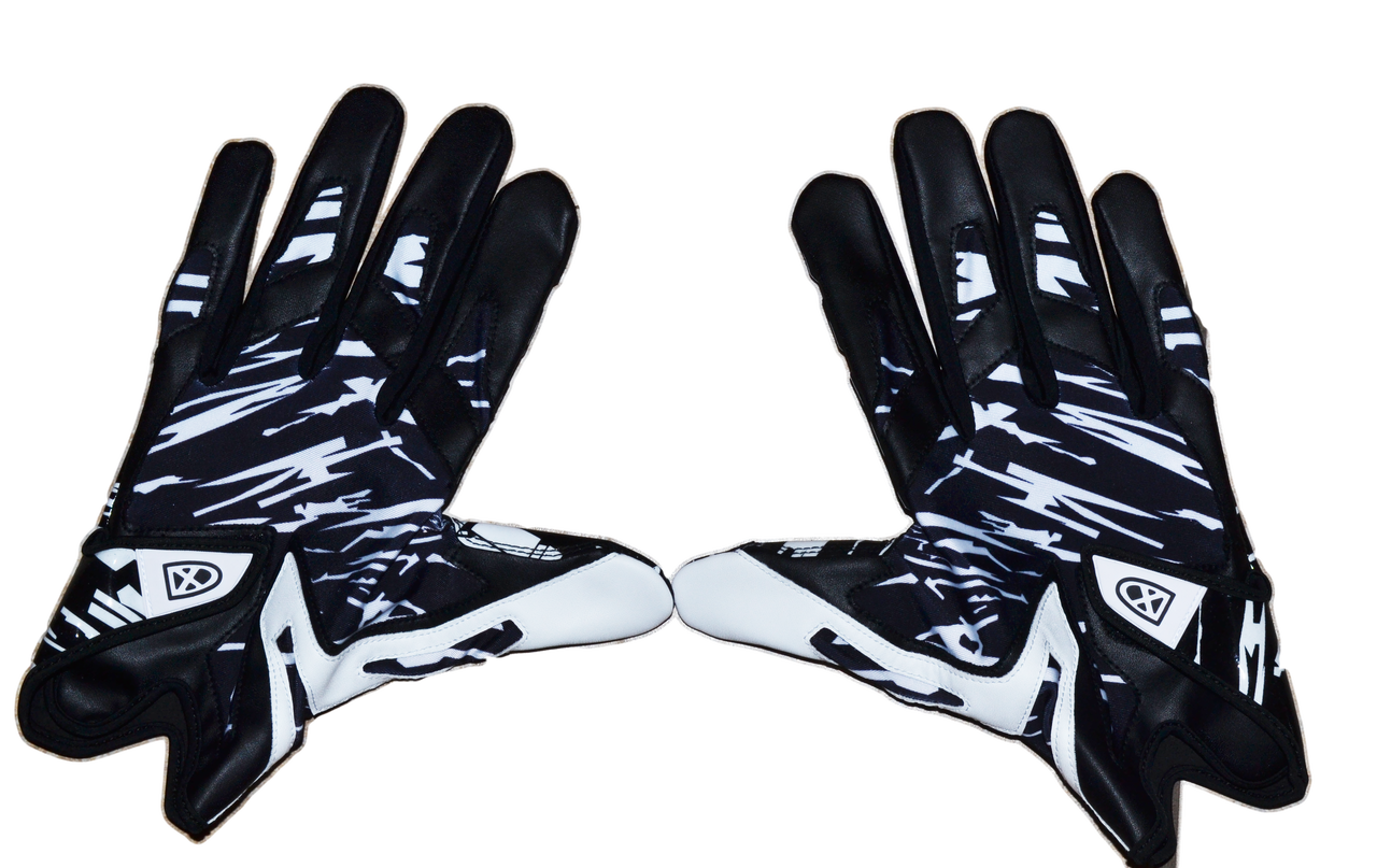 graphic freeuse Ball out football gloves. Glove clipart article clothing