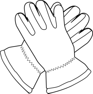 jpg free Mittens clipart drawing