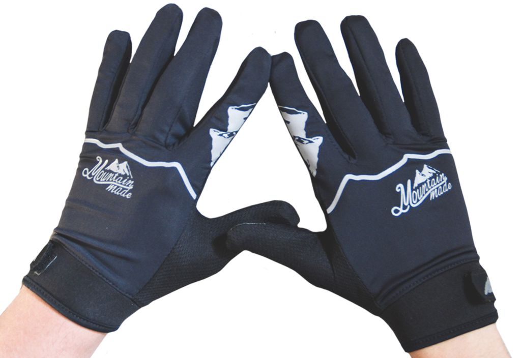 vector freeuse Mountain Made Belford Half Finger Cycling Gloves