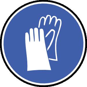 jpg stock Wear Gloves Clip Art at Clker