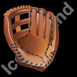 svg free download Baseball Glove Icon