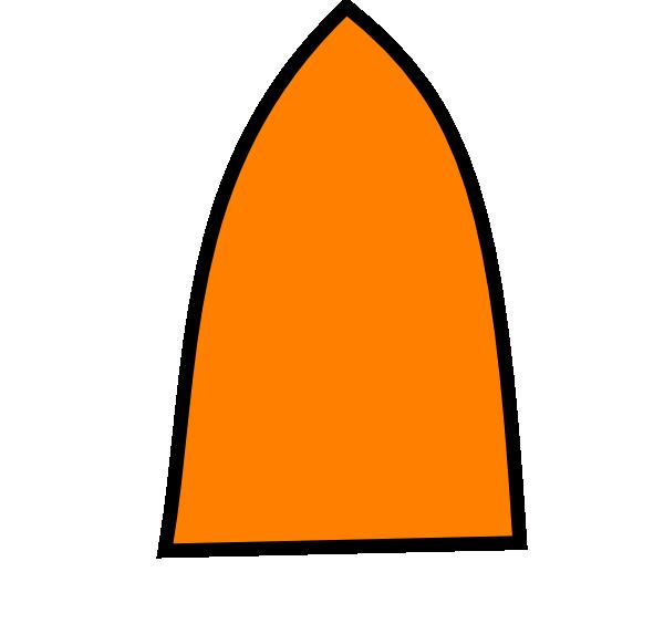 image black and white library Orange Glue Bottle Tip Clip Art at Clker