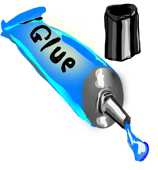 image freeuse stock Glue clipart. Clip art at clker.