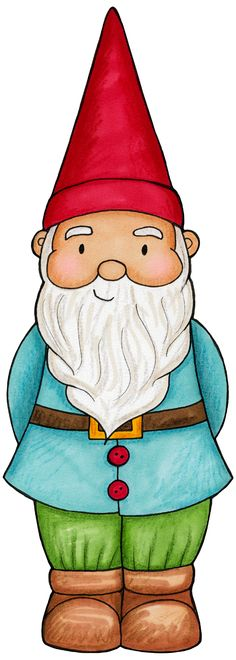 vector free download Free garden cliparts download. Gnome clipart.