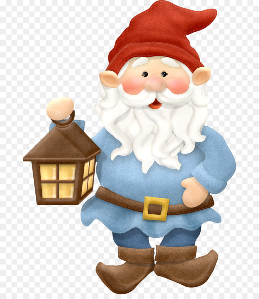stock Christmas clip art transparent. Gnome clipart.