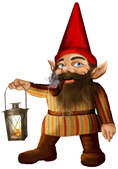 clip art free Http moziru com images. Gnome clipart enchanted.