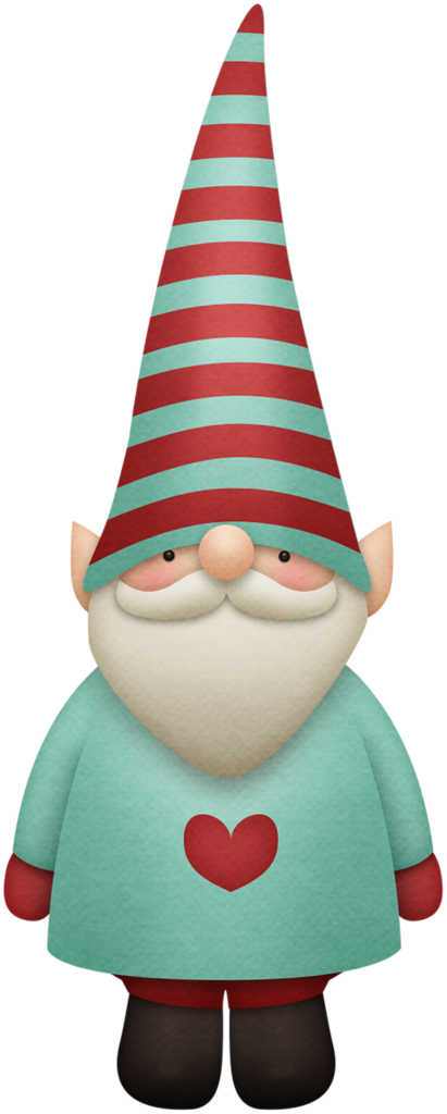 clip art library download Kaagard gnomeforholidays elf blue. Gnome clipart enchanted