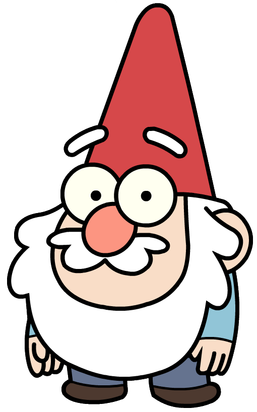 vector royalty free library Image mabel s sweater. Gnome clipart gravity falls