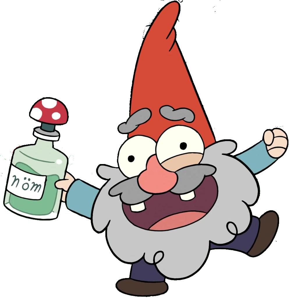 banner Image s e shmebulock. Gnome clipart gravity falls