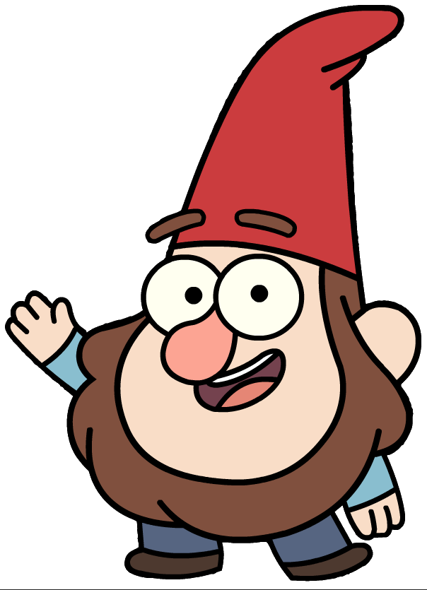clipart transparent library Image mabel s sweater. Gnome clipart gravity falls