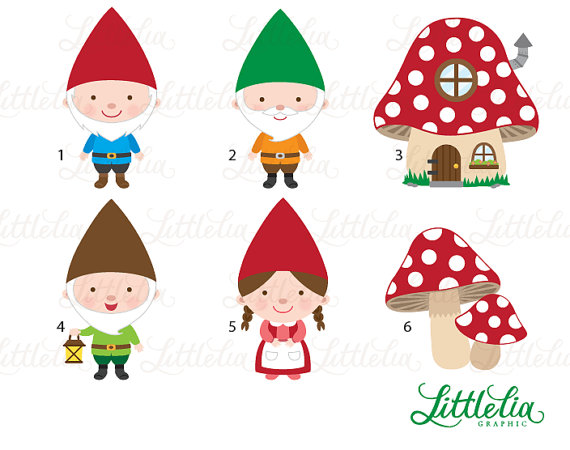 royalty free Woodland door decorations . Gnome clipart hippie