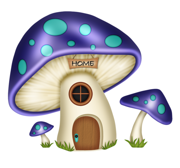 clip art freeuse Gnome clipart hippie. Champignons png tubes shroooms