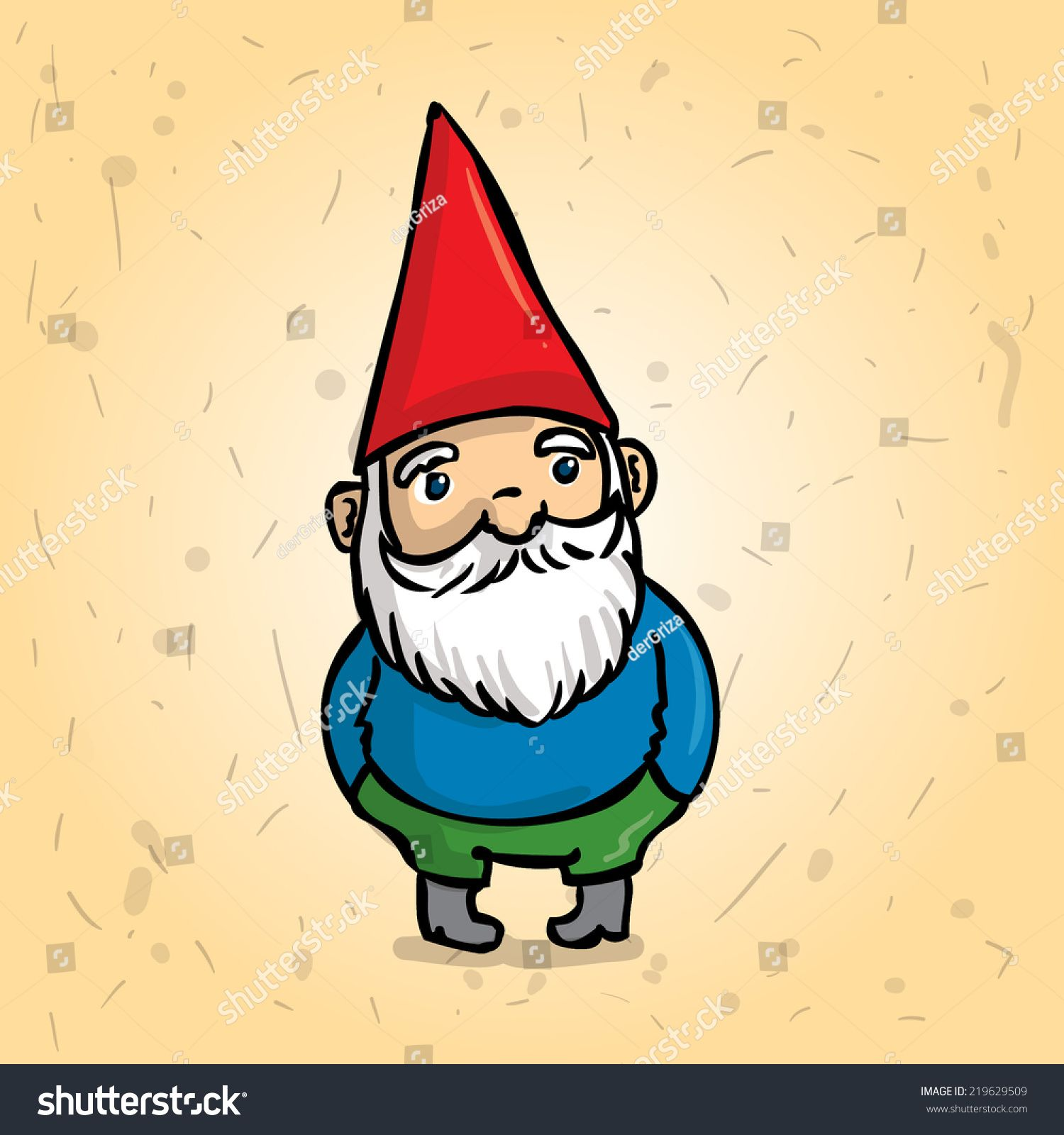 clipart free download Gnome clipart simple garden. Image result for cute