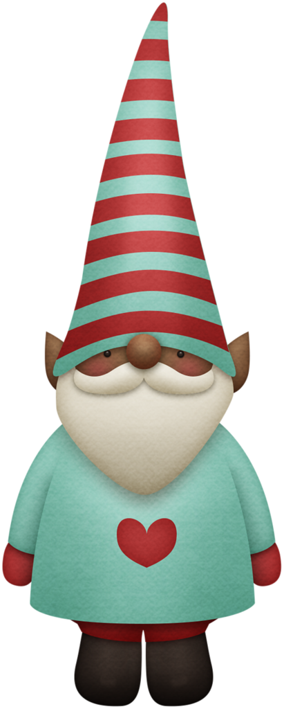 clip library stock Gnome clipart simple garden.  r t christmas