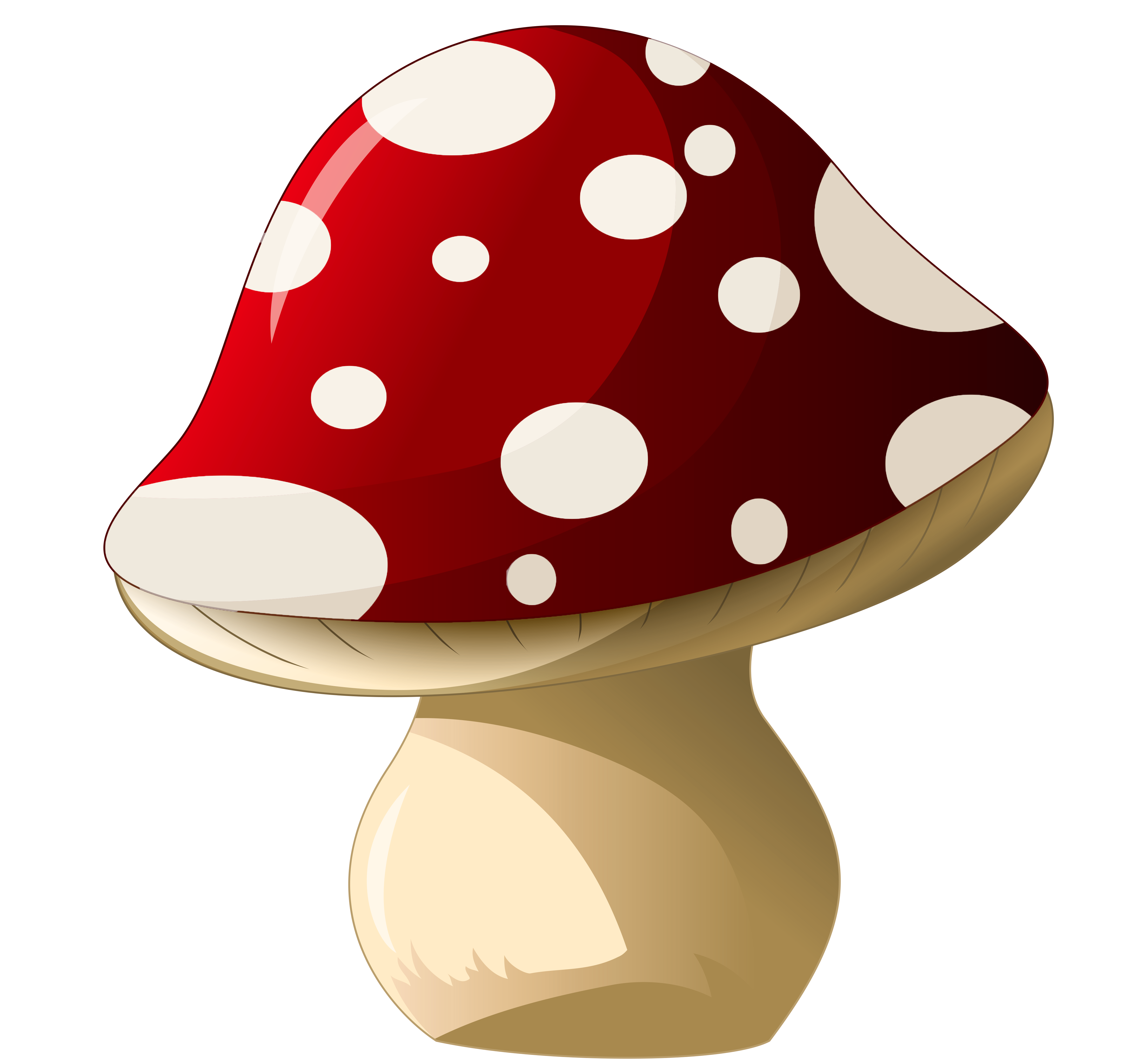 banner library Gnome clipart woodland mushroom. Png picture mushroompngclipartpicturepng