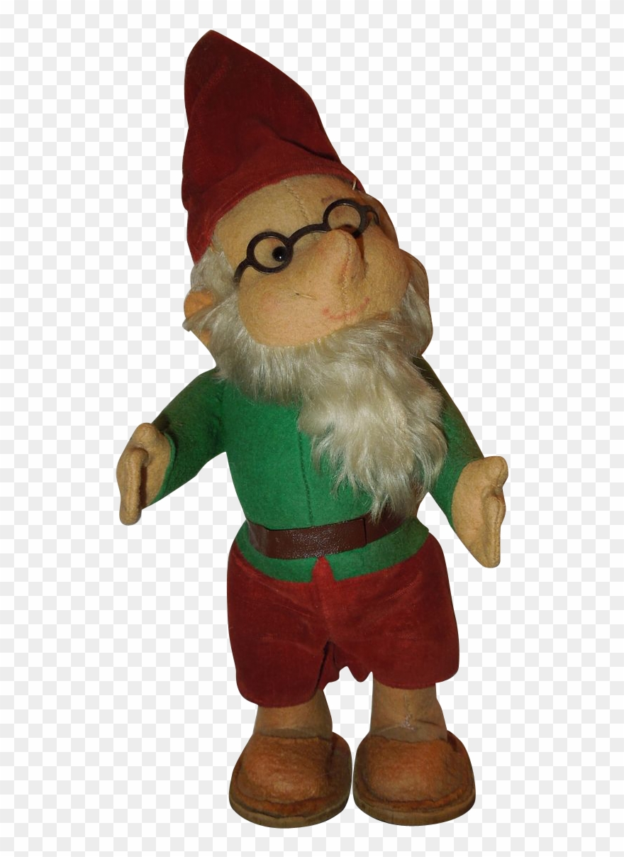 svg free library Background jpg santa . Gnome transparent