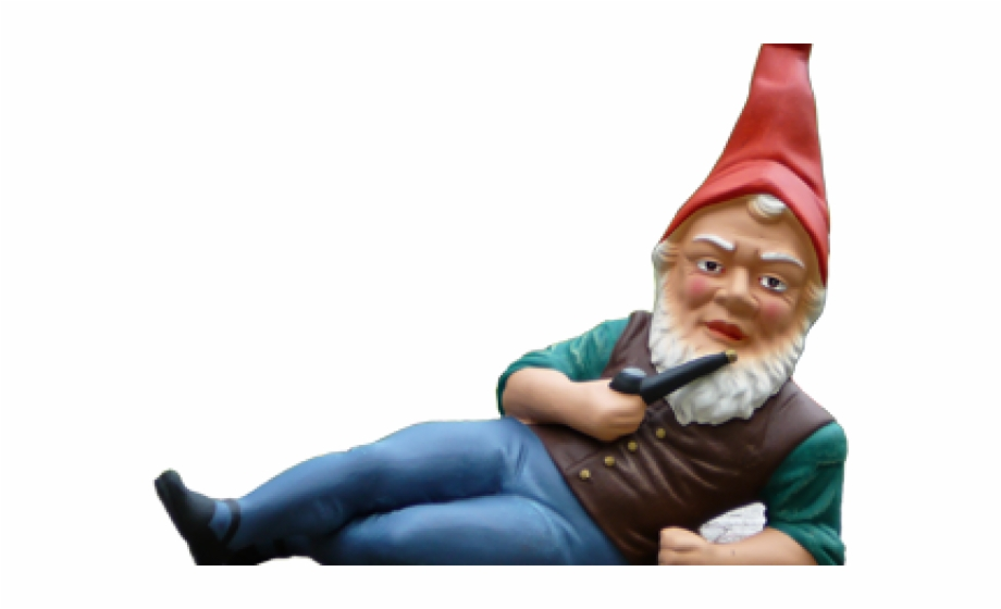 clip art royalty free stock Png images realistic garden. Gnome transparent