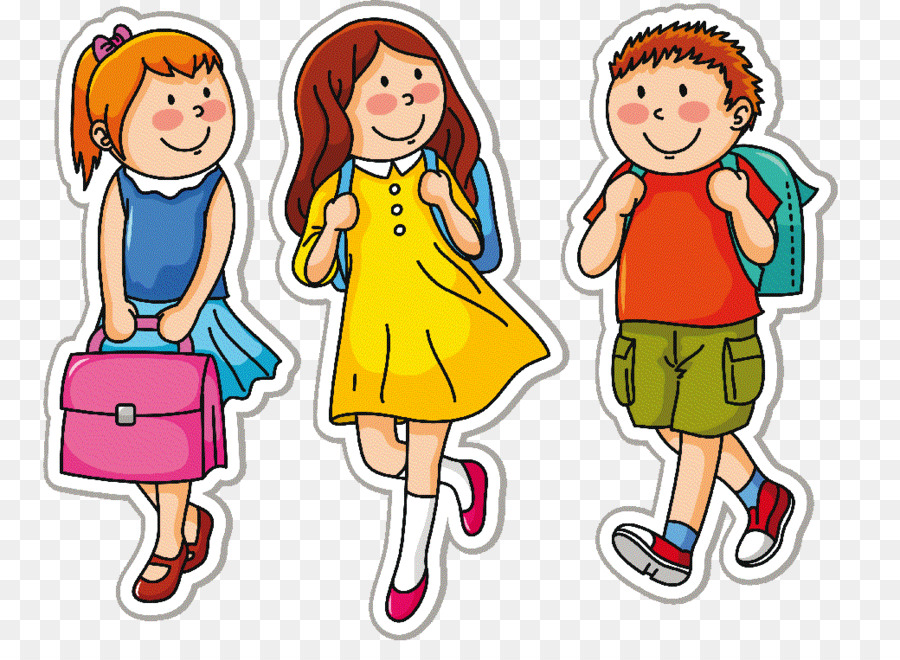 jpg freeuse Go clipart children. School boy student child