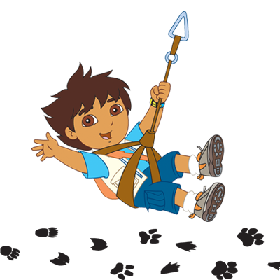 svg freeuse download Go clipart diego. Image png dora the