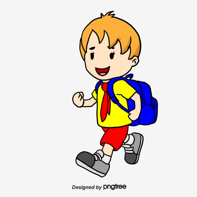 picture transparent Go clipart png. Boy endorsement package to