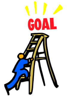 graphic library download Goal clipart cartoon. Free reaching goals cliparts