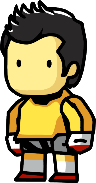 image royalty free Scribblenauts wiki fandom powered. Soccer goalie clipart