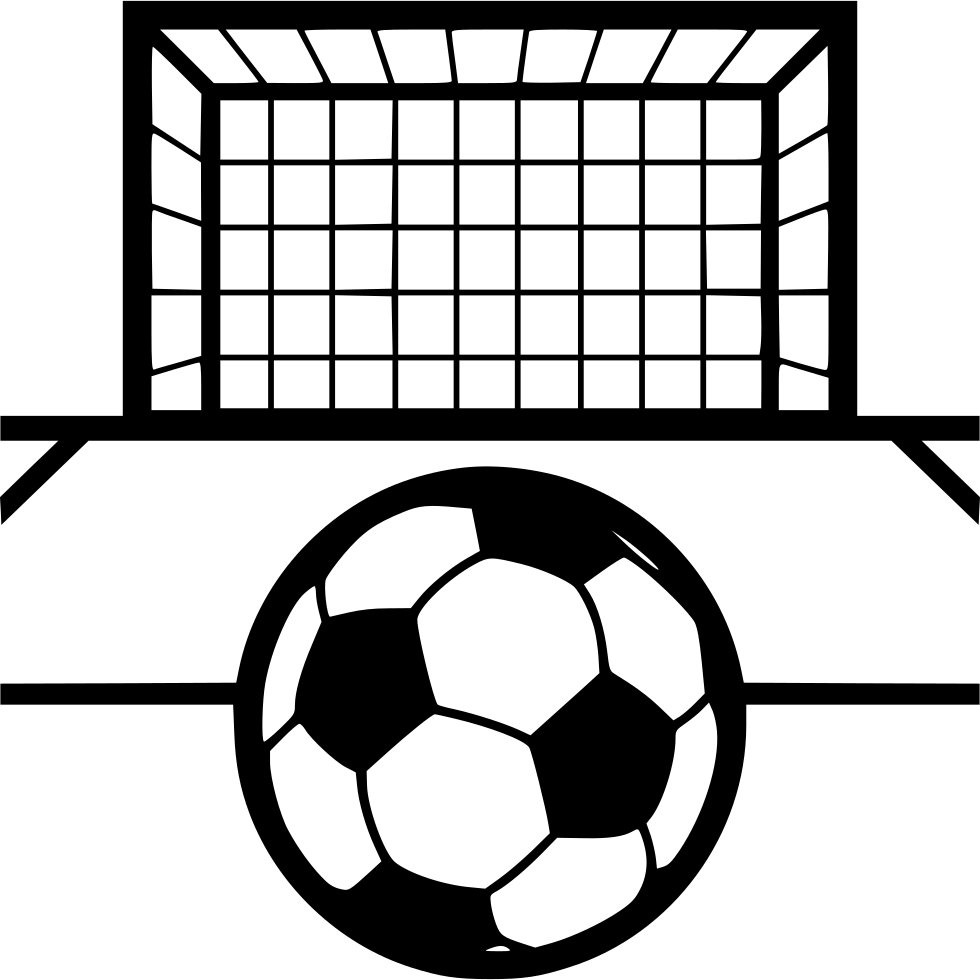 svg freeuse download Medal clipart goal. Foot soccer svg png.