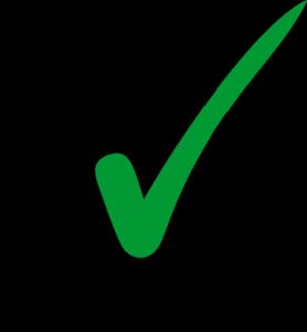 clipart library Resolution checklist a glimpse. Goals clipart progress