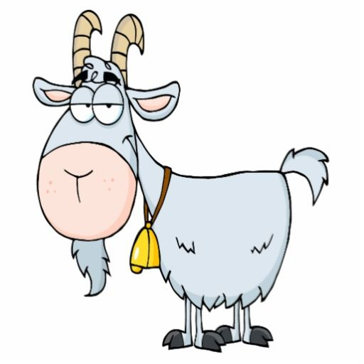 clip free library Clip art images free. Goat clipart